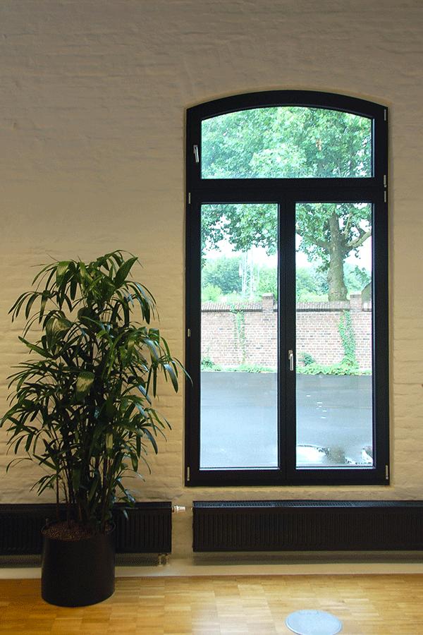 Fen tre et baie vitr e aluminium imperium ouvertures for Art et fenetre lyon