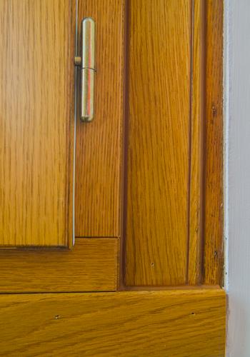 Fenêtre bois coupe technique sur mesure devis gratuit