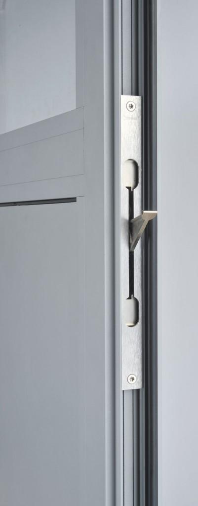 Porte de garage battante aluminium sur mesure devis gratuit imperium ouvertures - Porte de garage battante ...