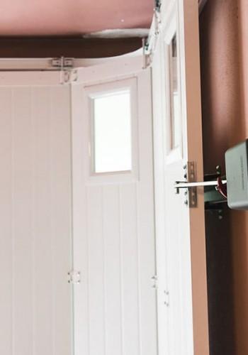 Moteur Porte de garage latérale PVC - Devis gratuit sous 48h