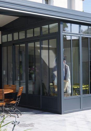 votre v randa sur mesure chamb ry annecy et tout le. Black Bedroom Furniture Sets. Home Design Ideas
