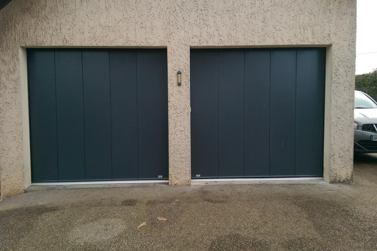 Porte Garage - St-claire-la-tour (38)
