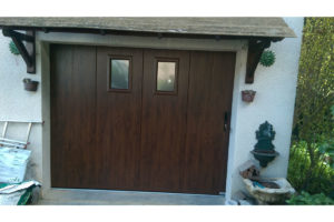 Porte de garage Vetraz Monthoux