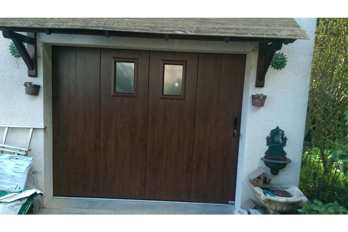 Porte de garage - Vetraz (74)