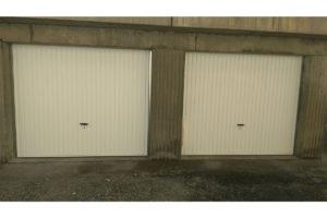 Porte de garage basculante Annemasse