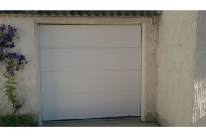 Portede garage enroulable Champ-sur-drac