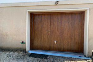 Porte garage Alberville