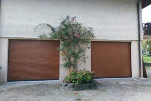 Porte garage bon en chablais