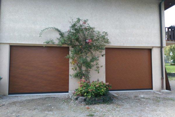 Porte garage - Bons-en-Chablais (74)