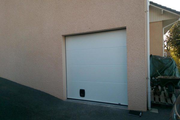 Porte garage - Lugrin (74)