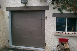 Porte garage Seynod